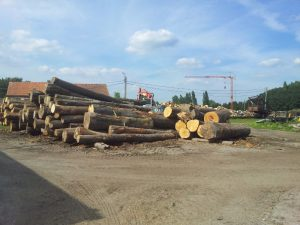 Brandhout De Ganck